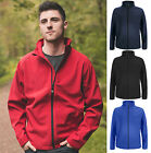 Trespass - Mens Water Repellent Wind Resistant Lightweight Softshell Jacket Coat