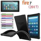 Fire 7 case Full body Cover Case For 2017 /2019 Amazon Fire 7 + Screen Protector