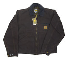 Men's Carhartt Blanket Lined Detroit Jacket J97 Choose Size & Color