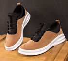 New Fashion Men's Casual Shoes Breathable Athletic Sneaker Sports Shoes