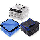 10/20/30/60 Large Microfibre Cleaning Soft Cloths Car Detailing Washing Towels