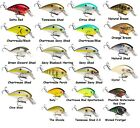 Внешний вид - Strike King KVD 4.0 Magnum Squarebill Crankbait - Assorted Colors