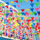 100M-Coloured-Bunting-Banner-Flag-Garland-Party-Decoration-Fete-Long-Pennant-Pub