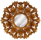 Rococo Wall Mirror Made in USA in 40 Colors