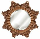 Medallion Wall Mirror Made in USA in 40 Colors