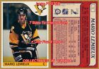 "MARIO LEMIEUX 1985 Pittsburgh Penguins = POSTER Not Hockey Card 7 SIZES 19""-36"""