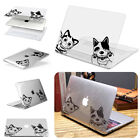 Crystal Cat&Dog Paint Hard Case+Keyboard Cover For MacBook Air/Pro/Retina 13.3""