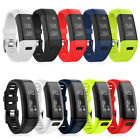 Replacement Band Silicone Wristband Sports Strap For Garmin vivosmart HR+ HR