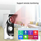 Smart 720 HD WiFi Video Doorbell Two-way Talk Wireless Door Phone Night Vision
