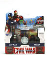 Marvel Minimates Ant-Man & Falcon TRU Exclusive Captain America Civil War New