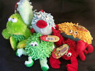 NEW MAMMOTH Shaggy Swimmer Dog toys - pick 1, 2, 3, 4 OR 5 toys! - FREE SHIPPING