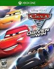 Cars 3: Driven to Win (Microsoft Xbox One, 2017)