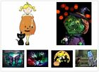 Halloween 5D Diamond Embroidery Painting DIY Craft Cross Stitch Home Decor