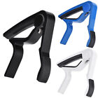 Aluminum Capo Tuner With Pick Holder For Acoustic Electric Classical Guitar