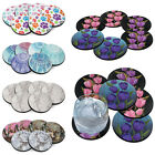 6 pcs Absorbent Neoprene Coaster Tea Coffee Cup Mat Kitchen Table Decor Placemat