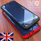 Ultra Thin PC Shockproof Case Full Protective Cover For Samsung Galaxy S8 Plus