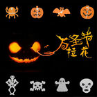 Pumpkin Spider Scary Witch Garland Halloween Paper Decoration Haunted House Prop