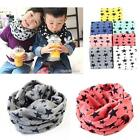 New Fashion Kids Long Warm Stars Printed Snood Outdoor Neck Warmer N98B