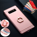 For Samsung Galaxy Note 8 Luxury Shockproof Ring Stand Holder Case Armor Cover