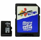 32 GB MicroSDHC Micro SD Speicherkarte mit SD-Adapter Maxflash Class 10 Ultra HD