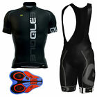 New Styles classic men cycling jersey bib shorts set mtb bike clothing kit H295