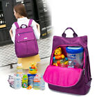 Large Multifunctional Baby Diaper Bag Backpack Mommy Handbag Nappy Changing Tote