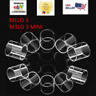 10x Eleaf Melo 3 Replacement Pyrex Glass 4ml Tank Tube fits iStick Pico Mega