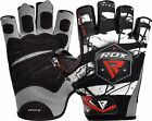 RDX Gym Workout Weight Lifting Gloves Ventilated Wrist Support Loop Straps Sport