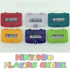 PICK YOUR COLOR - Nintendo GameBoy Color (GBC) Battery Cover (+ Lens Option)