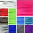 Paracord Planet Top Colors of 550 7 Strand USA Paracord - 100 Foot Hanks