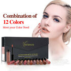 26 Color Lipstick Set Waterproof Long Lasting Lipstick Matte Lip Gloss Cosmetics