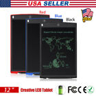 12Inch Digital LCD Writing Tablet Paperless Notepad Electronic Drawing Pad Board