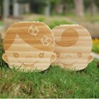 Внешний вид - Wooden Infant Baby Milk Teeth Holder Tooth Box Saver Organizer Storage Case More