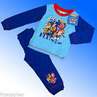 Boys Official Genuine Paw Patrol Pyjamas Age 18 Months 2 3 4 5 Years Fly