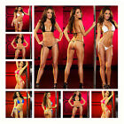 Women's Sexy Bikini Set Bandage Swimwear Bathing Suit Push-up Swimsuit/7.38912