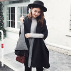 Women Winter Scarf Wrinkle Double Color Oversized Blanket Cashmere Pashmina