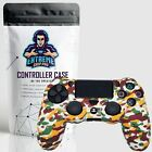 ExtremeGripPro Lux Series Silicone Rubber Case Cover Skin for PS4 Controller
