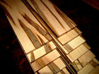 PACKAGES OF THIN PREMIUM KILN DRIED,  SANDED,  AMBROSIA MAPLE LUMBER