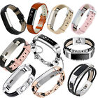 Bands For Fitbit Alta HR Genuine Leather Watch Wrist Band Strap S Large Bracelet