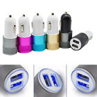 Portable Universal In Car Charger Lighter Socket Adapter PlugDual USB Twin Port