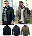 Regatta Mens Diamond Quilted Jacket Coat - Showerproof and Insulated