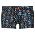 Bruno Banani Herren Short Skull Check in S M L XL XXL- NEU