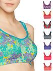 Shock Absorber Sports Bra Active High Impact S4490 Soft Cup Racerback Running