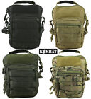 Mens Military  Hex Stop Explorer Shoulder Bag Army Molle Tactical Travel Bag New