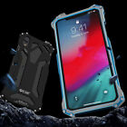 New Fashion Waterproof Shockproof R-just Metal Case Cover For iPhone X Colors
