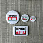 IMPEACH DONALD TRUMP PROTEST / BUTTON / PIN / BADGE / 25mm / 32mm / 56mm / 60mm