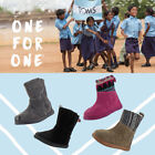 Toms Nepal Girls Toddler Faux Shearling Winter Boots Booties