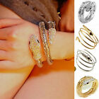 Snake Bracelet Armlet Cuff Bangle Belly Dance Fashion Gold Costume Jewelry New