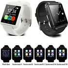 Bluetooth Wrist Smart Watch Sport Mate For Android Iphone 6 7plus Samsung S8 S7
