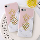 Pattern Ultra Slim Rubber Soft TPU Silicone Back Case Cover For iPhone 6 7 Plus*